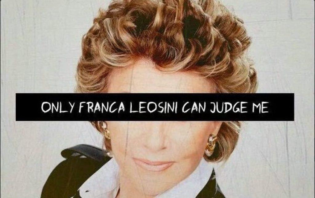 Franca Leosini meme