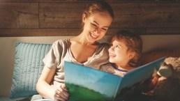 Come appassionare i bambini alla lettura: le regole d'oro