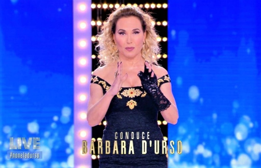 Live - Barbara D'Urso