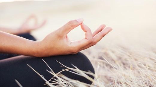 Medita: entra in contatto con te stessa