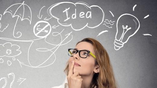 Impara a trasformare i pensieri in cose
