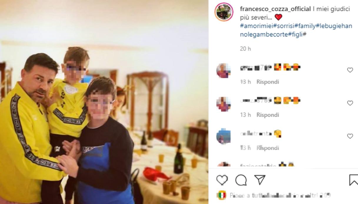 Francesco Cozza Instagram