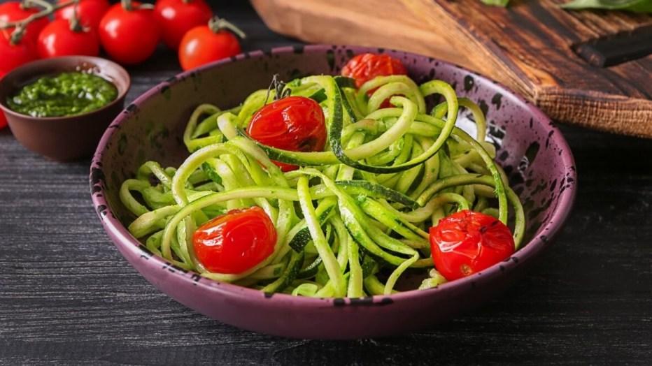 Dieta con pochi carboidrati: le alternative alla pasta per dimagrire
