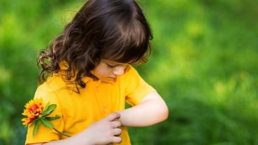 Impetigine, come prevenire e trattare le bolle dei bambini