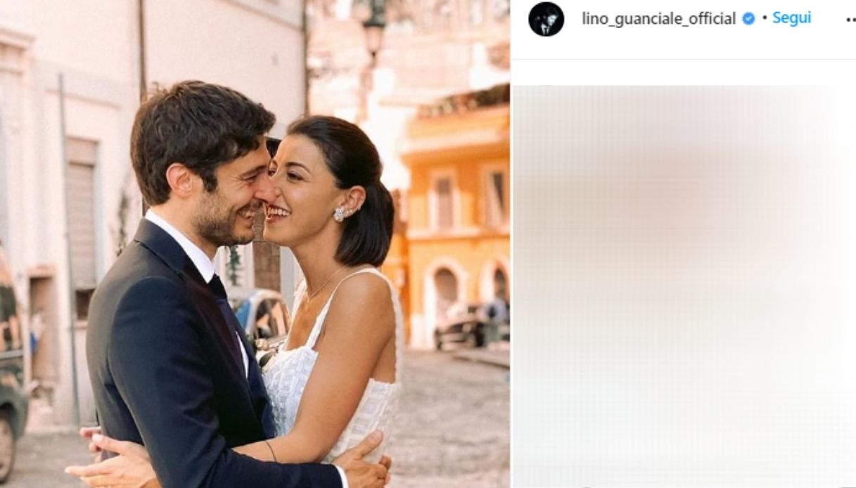 Lino Guanciale e Antonella Liuzzi