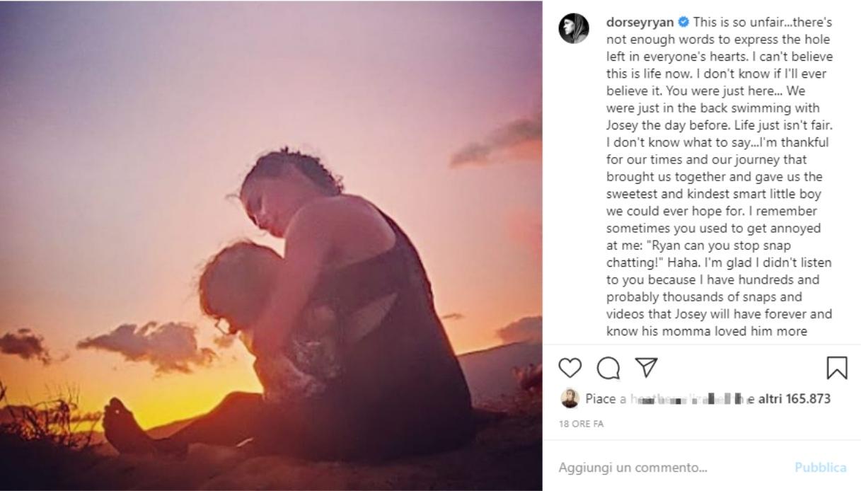 Ryan Dorsey Instagram