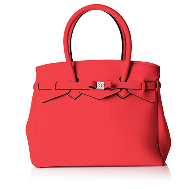 Borsa Save my Bag rossa