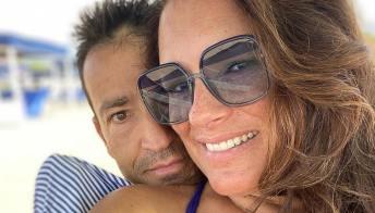 Ilaria D'Amico si confessa su Gigi Buffon e Alena Seredova splende su Instagram