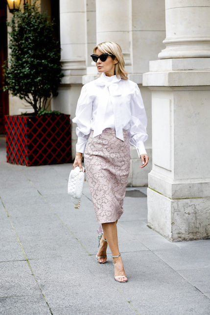 Pencil skirt: il must have da rientro