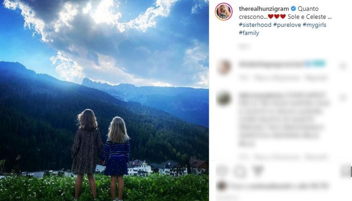 Michelle Hunziker Instagram