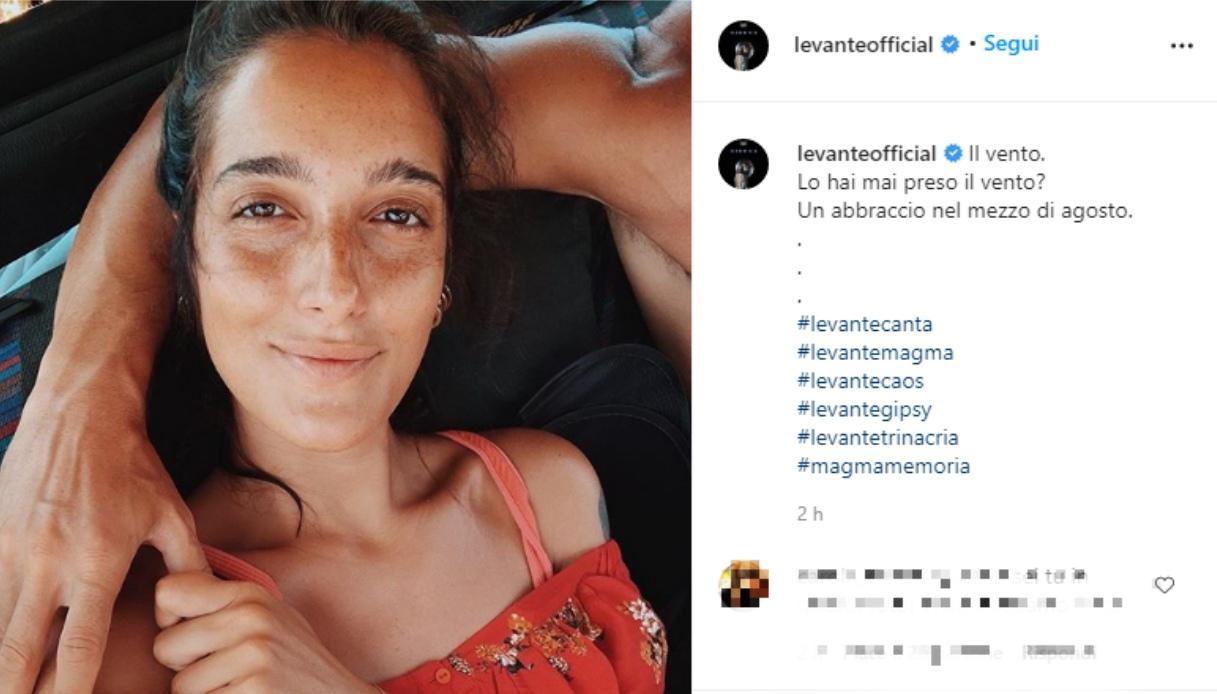 Levante Instagram