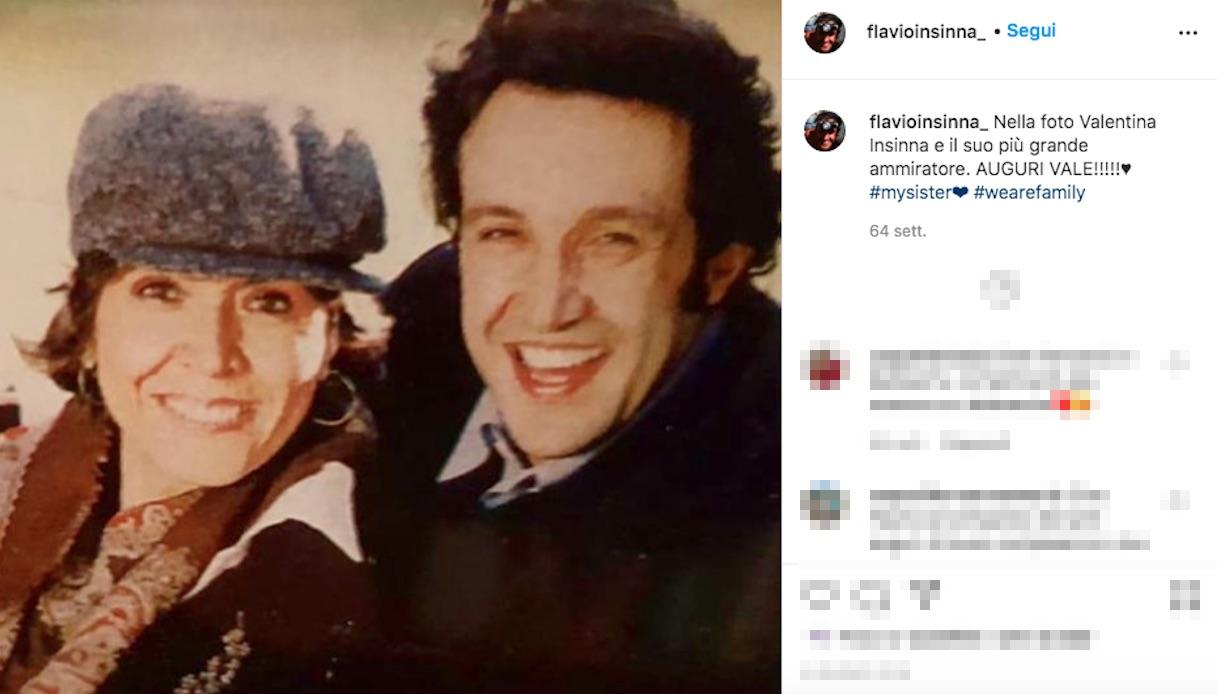 Flavio Insinna: vita privata, età, carriera, Instagram, moglie e figli del conduttore