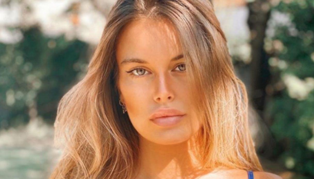 Sophie Codegoni, la nuova e stupenda tronista di Uomini e ...