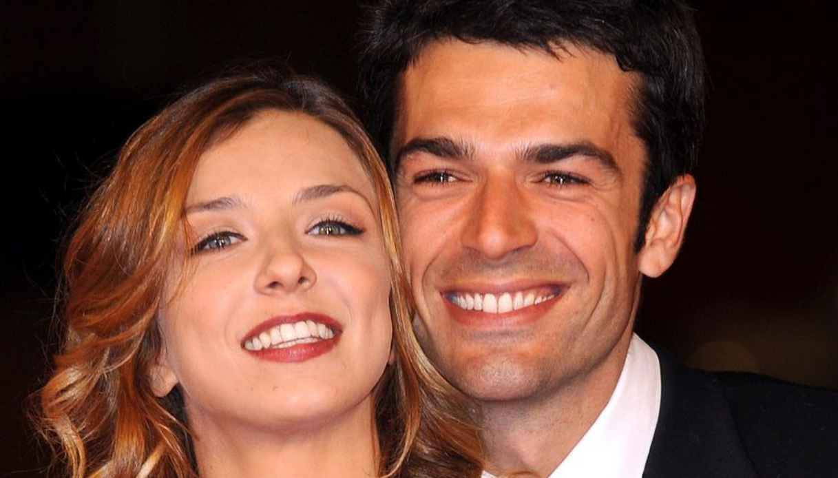 Luca Argentero Felice Con Cristina Marino E L Ex Myriam Catania Sara Al Gf Vip Dilei