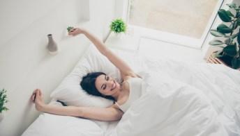 Movimento, alimentazione e sonno riposante, il cocktail della salute