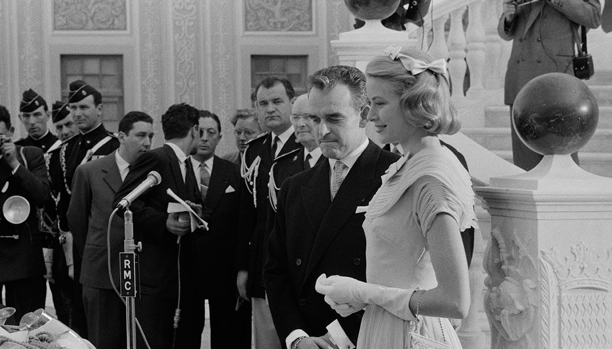 Come in una favola: la storia di Grace Kelly e il Principe Ranieri III