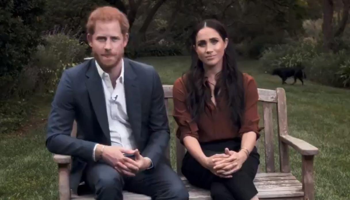 Meghan Markle e Harry in video parlano di politica e scoppia il caso