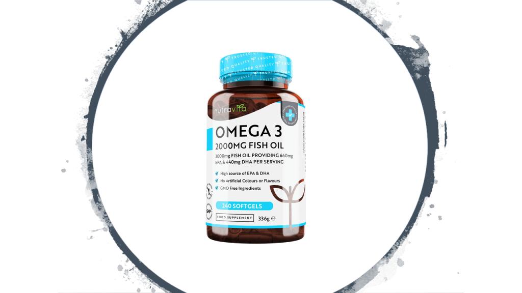 omega 3 capelli