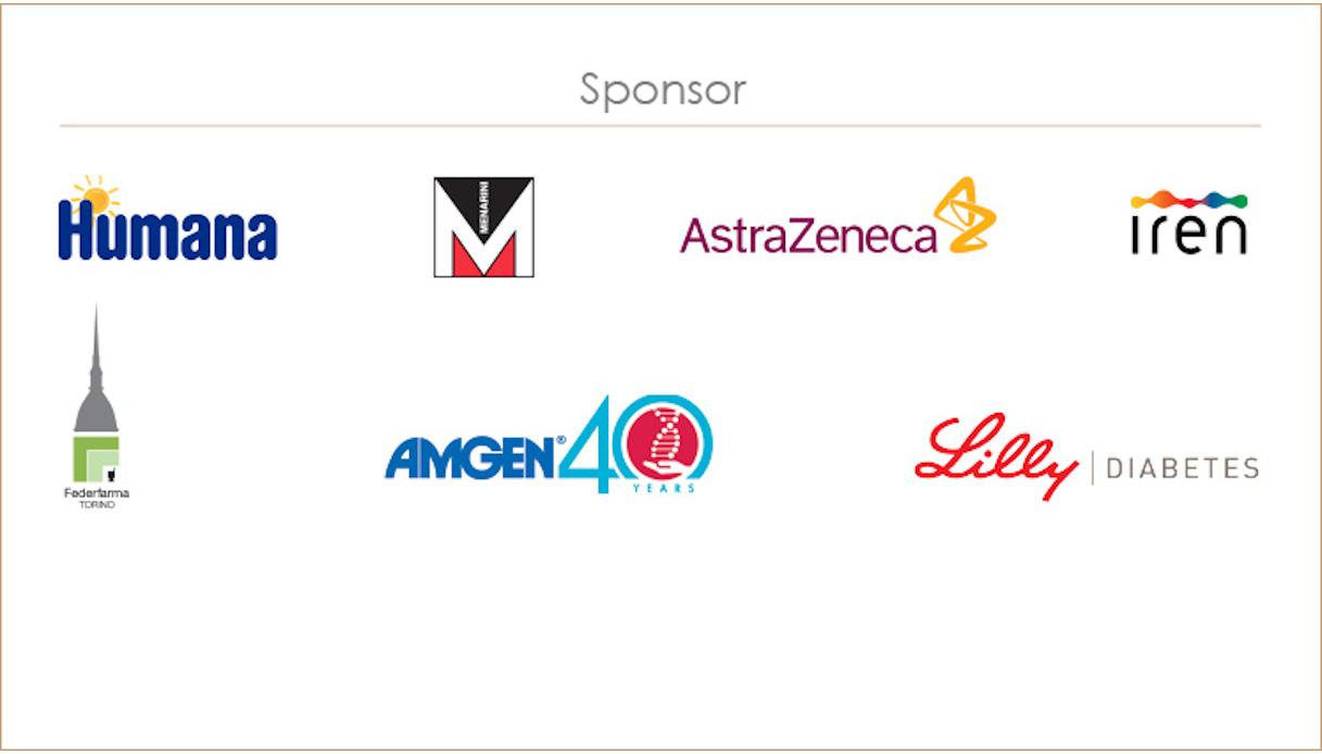 SaluTO 2020 - Gli sponsor
