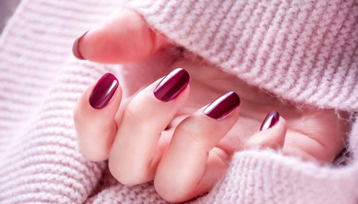 Colori e forme per unghie autunnali