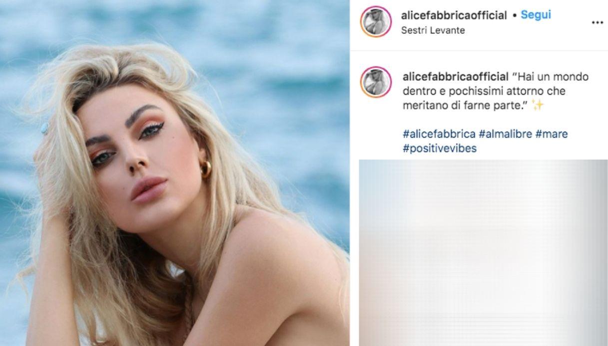 Alice Fabbrica Instagram