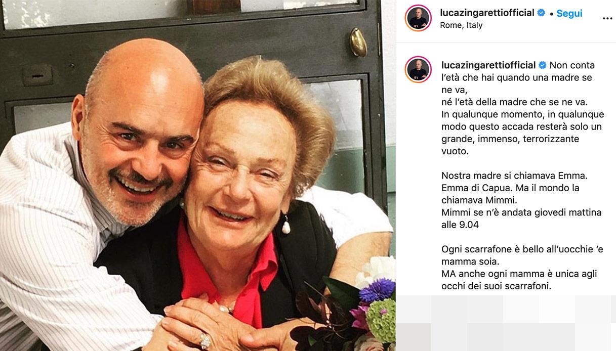 Luca Zingaretti Instagram