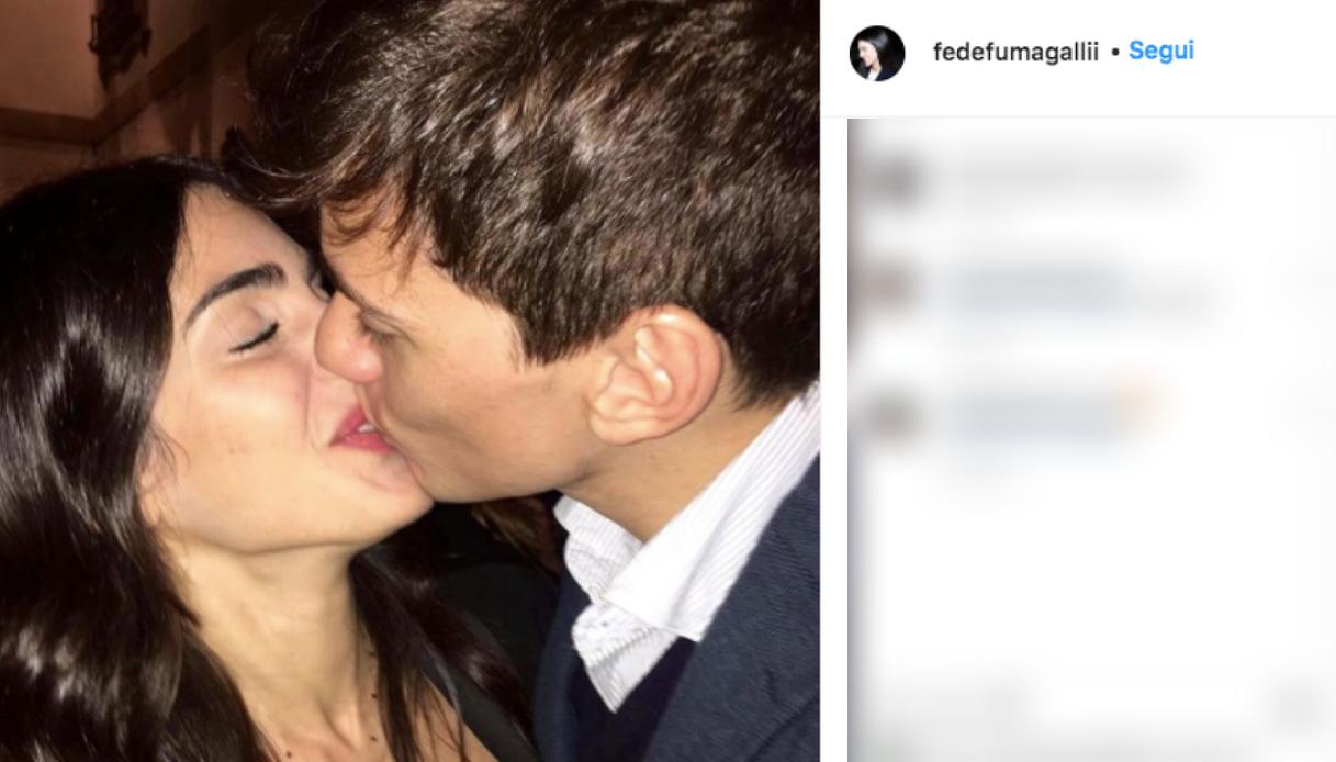 Luigi Berlusconi sposa Federica Fumagalli Instagram