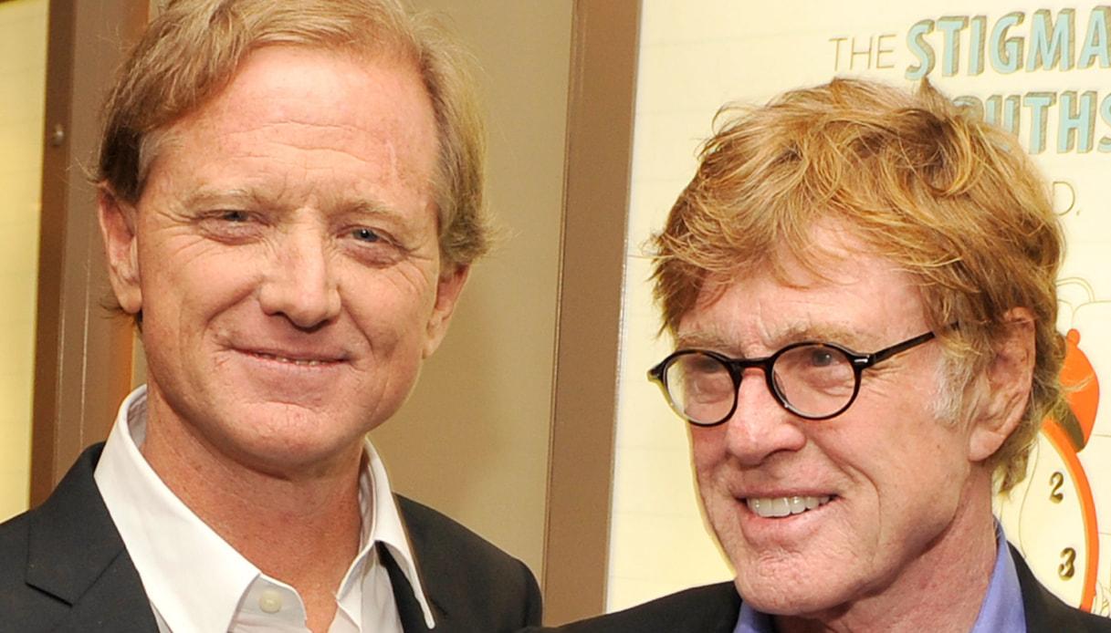 Robert Redford e il figlio James