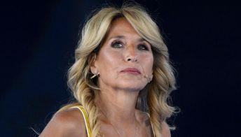 """Jo Squillo si commuove da Serena Bortone ricordando i genitori: """"È un lutto in evoluzione"""""""