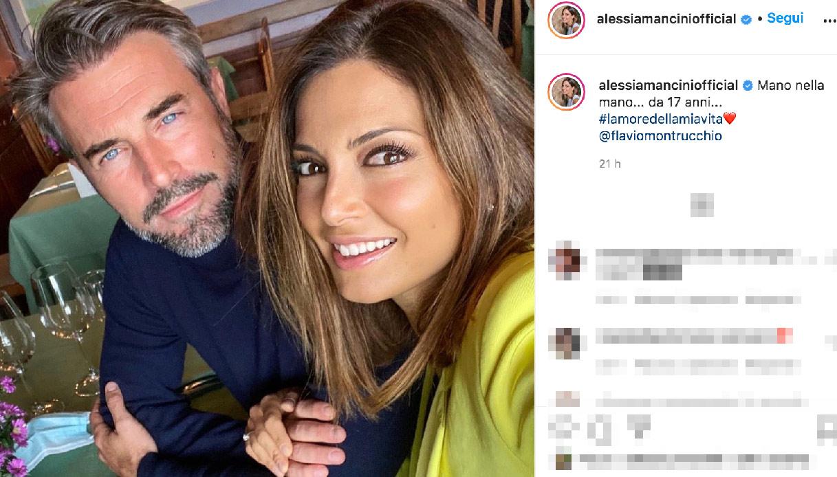 Alessia Mancini Flavio Montrucchio