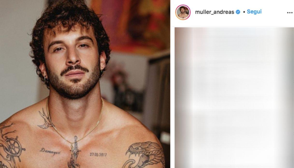 Andreas Muller Instagram