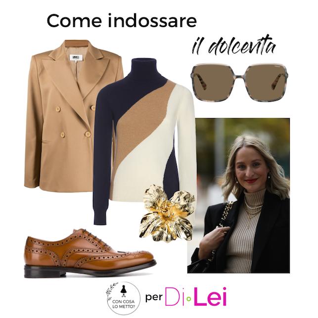 Dolcevita: come indossarlo con stile