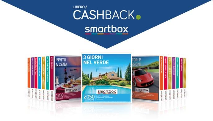 Libero Cashback: ti registri gratis, 10€ in regalo!