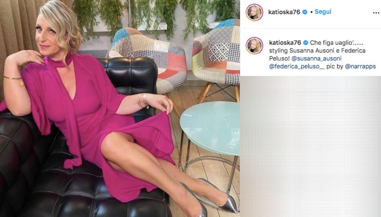 Katia Follesa Instagram