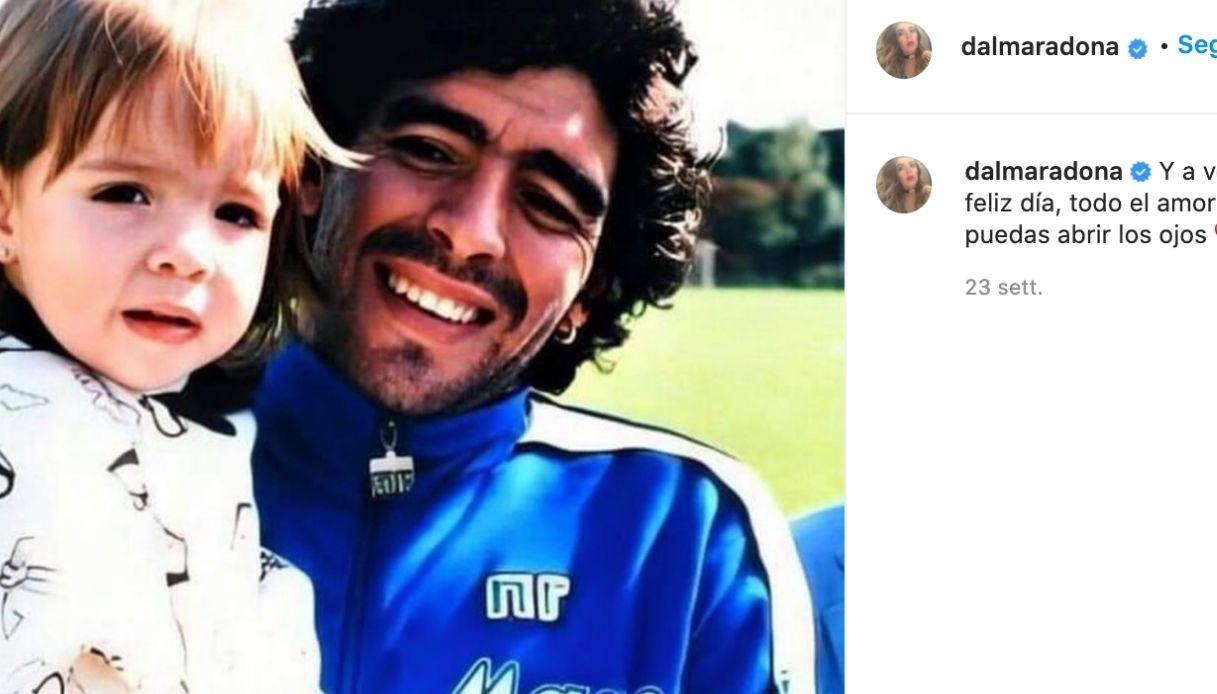 Maradona-e-Dalma-Instagram