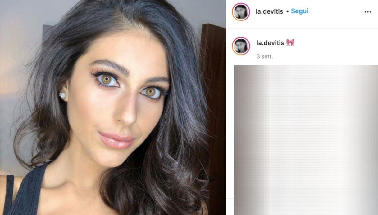 Maria Laura De Vitis Instagram