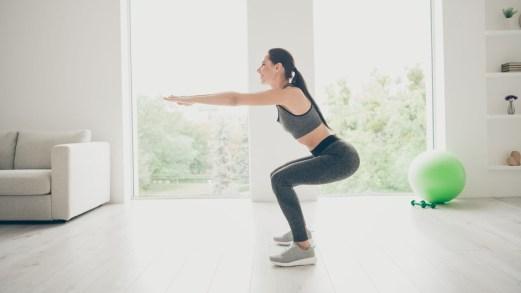 Squat: benefici, esecuzione e muscoli coinvolti