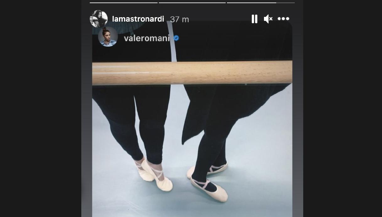 Alessandra Mastronardi, il post