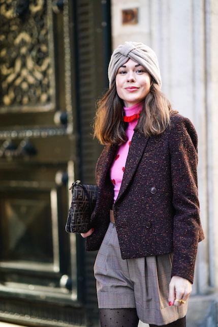 Come indossare il turbante: idee di look
