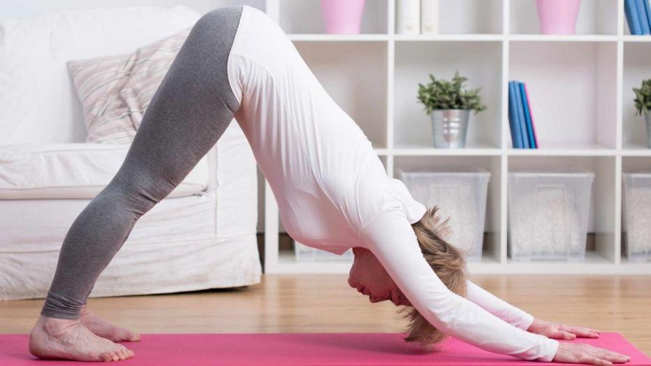 Stretching per addominali e glutei