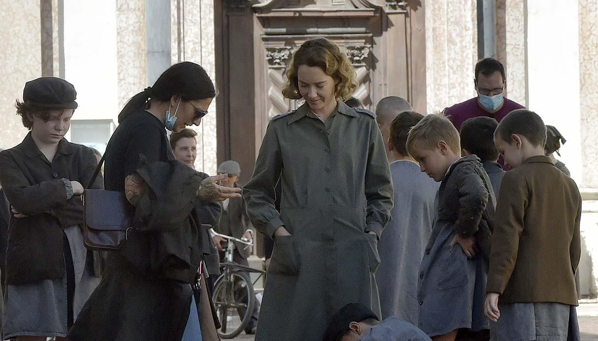 Cristiana Capotondi nel film di Chiara Lubich