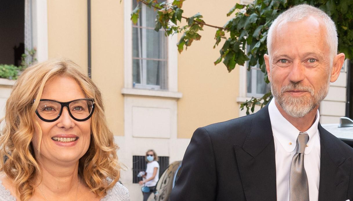 Nicoletta Mantovani Alberto Tinarelli nozze