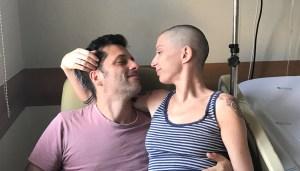 """Eva, combatto il cancro con una """"fottutissima"""" voglia di vivere"""
