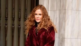 """Nicole Kidman e tutti i cappotti di """"Undoing"""""""