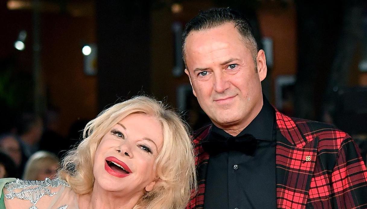 Sandra Milo e Alessandro Rorato