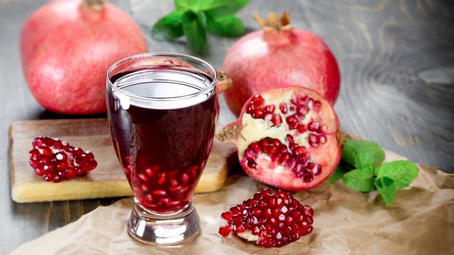 Dieta con succo di melograno, contro ipertensione e infiammazione