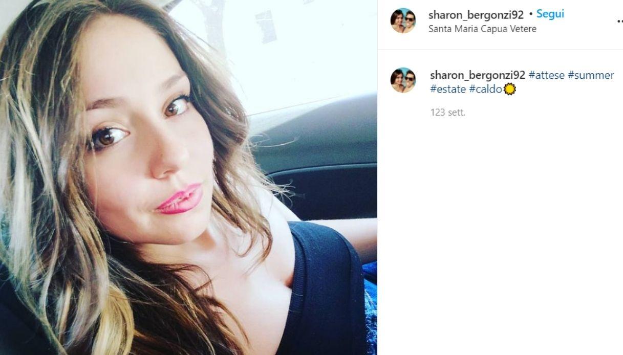 Sharon Bergonzi su Instagram