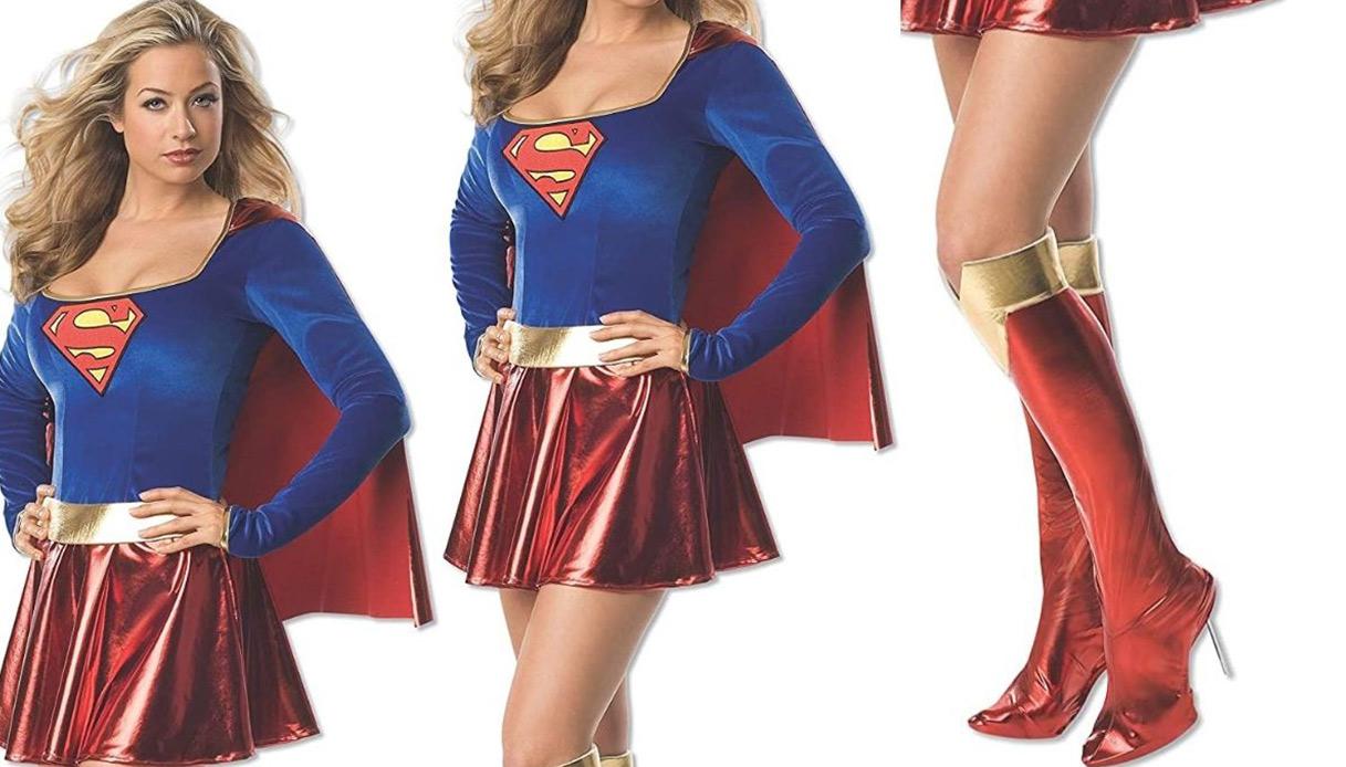 Costume di Carnevale Supergirl