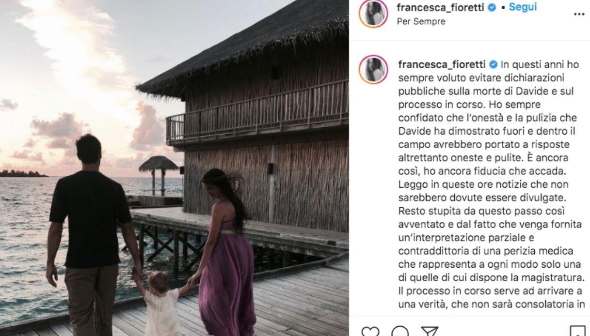Il post di Francesca Fioretti