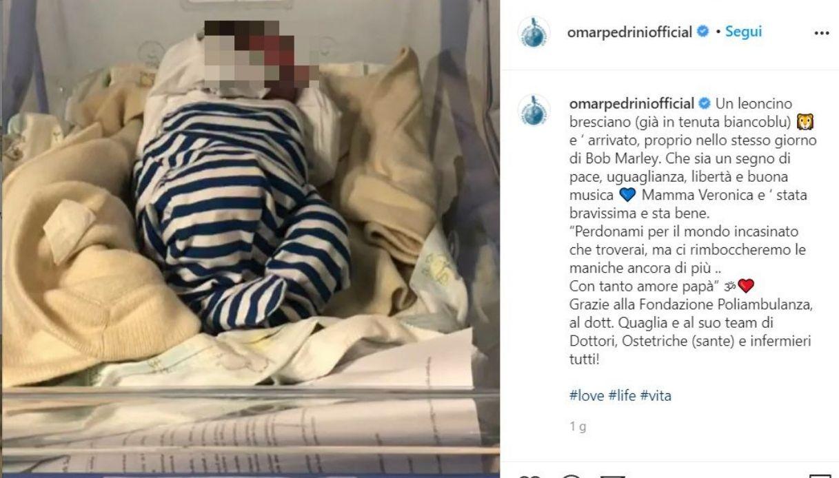 Omar Pedrini Instagram